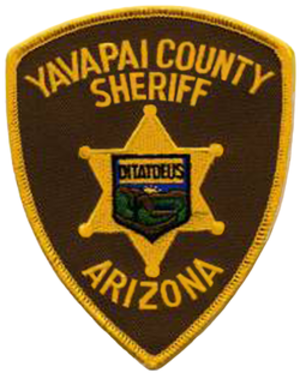 Yavapai County Sheriff's Office - Image: AZ Yavapai County Sheriff