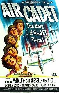 <i>Air Cadet</i> (film) 1951 film by Joseph Pevney