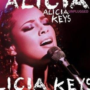 Unplugged (Alicia Keys album) - Image: Alicia Keys Unplugged