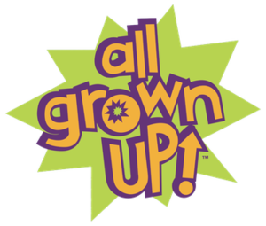 All Grown Up! - Image: Allgrownuplogo