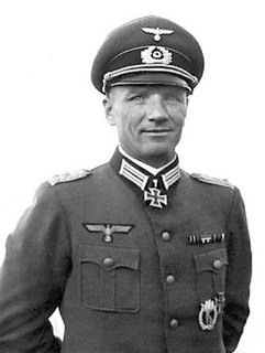 Alois Weber (general) German general and Knights Cross recipients