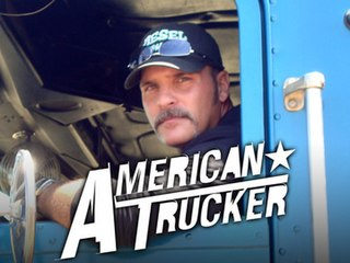 <i>American Trucker</i> American television series