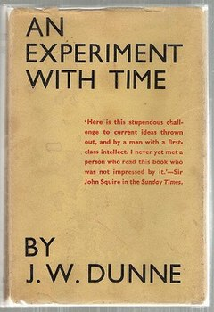 An Experiment with Time book cover