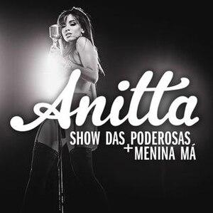 Show das Poderosas - Image: Anitta Show das Poderosas