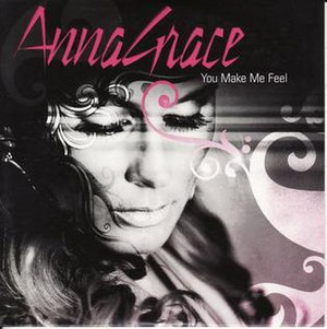 You Make Me Feel (AnnaGrace song) - Image: Annagrace you make me feel
