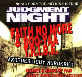 Another Body Murdered 1993 single by Faith No More and Boo-Yaa T.R.I.B.E.