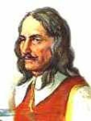 Michilimackinac - Image: Antoine Laumet de La Mothe, sieur de Cadillac