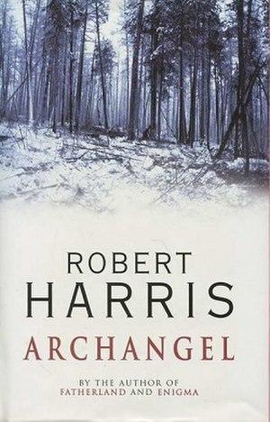 Archangel (Harris novel) - Image: Archangel Novel