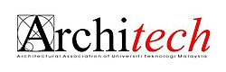 Architech, Architectural Association of Universiti Teknologi Malaysia Logo 2012.jpg