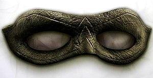 Oliver Queen (Arrow) - Image: Arrowmask