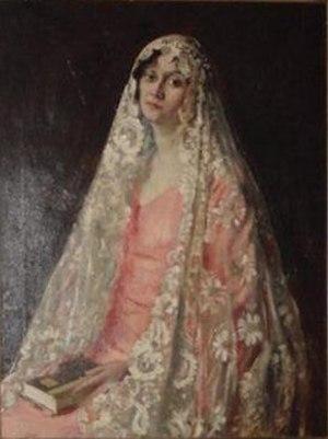 Elizabeth Bibesco - Elizabeth Bibesco, by Augustus John, 1924