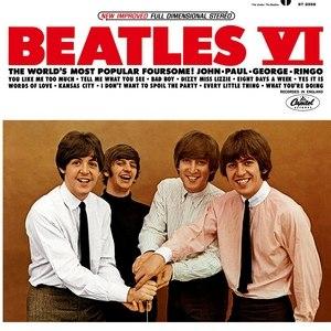 Beatles VI - Image: Beatles V Ialbumcover