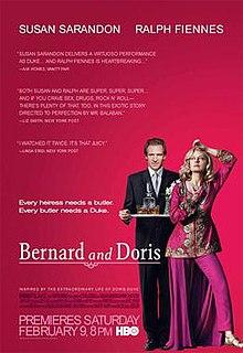 <i>Bernard and Doris</i> 2006 television film directed by Bob Balaban