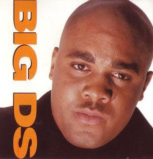 Big DS American rapper and record producer