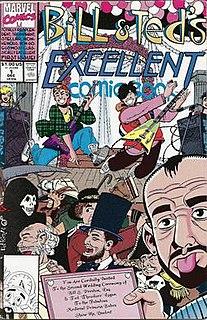 <i>Bill & Teds Excellent Comic Book</i>