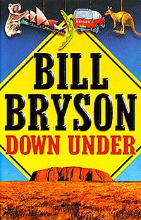 Black Swan, Bill Bryson, 2000, Down Under book cover.jpg