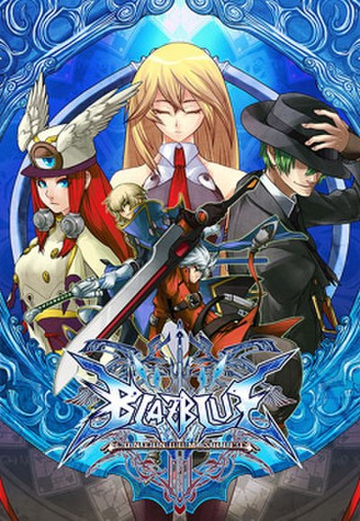 Picture of a game: Blazblue: Continuum Shift