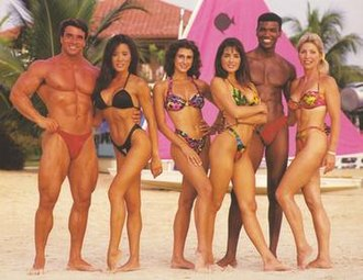 BodyShaping - BodyShaping cast, 1990s