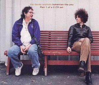 Bohemian Like You - Image: Bohemian Like You CD1 front cover