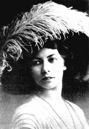 Bronislava Nijinska - Image: Bronislava Nijinska
