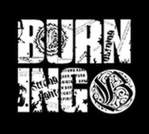 Burning (professional wrestling) - Logo of Burning's third incarnation
