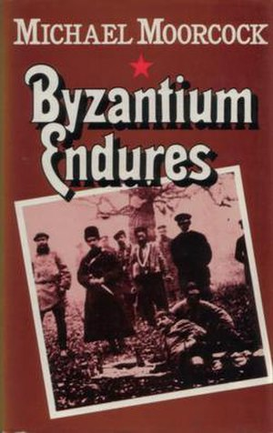 Byzantium Endures - Dust-jacket from the first edition