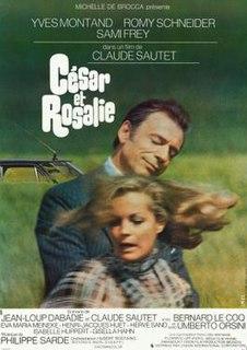 <i>César and Rosalie</i>