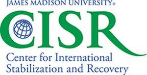 Center for International Stabilization and Recovery - Image: CISR at JMU logo