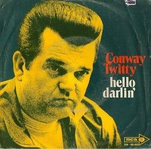 Hello Darlin' (song) - Image: CT Hello Darlin