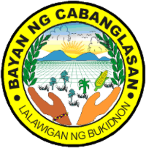 Cabanglasan, Bukidnon - Image: Cab logo