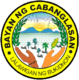Official seal of Cabanglasan
