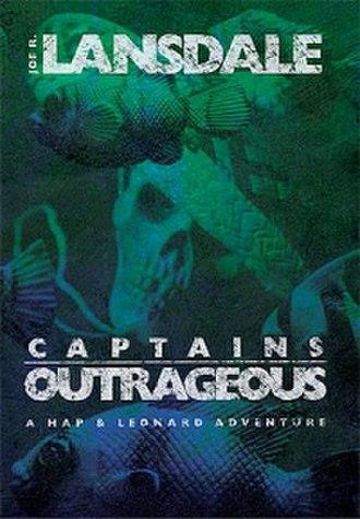 Captains Outrageous - Subterranean Press edition cover