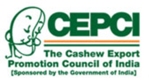 Cashew Export Promotion Council of India - Image: Cashew Export Promotion Council of India Logo