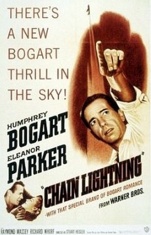 Chain Lightning (film) - Image: Chain Lightning (1950)