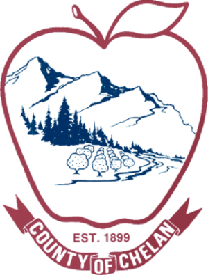 Chelan County, Washington - Image: Chelan County Logo