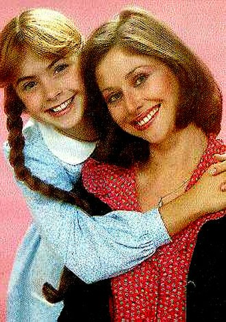 Chispita (TV series) - From left to right Lucero and Angélica Aragón with their respective roles