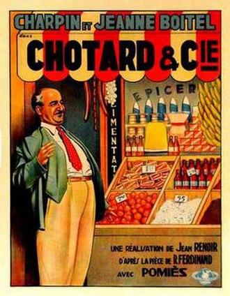 Chotard and Company - Image: Chotard and Company