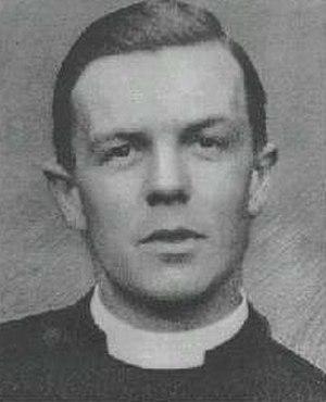 Christopher Tanner - Chaplain Christopher Tanner