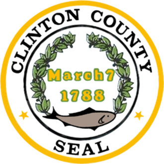 Clinton County, New York - Image: Clinton County, New York seal