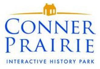 Conner Prairie - Image: Conner prairie logo
