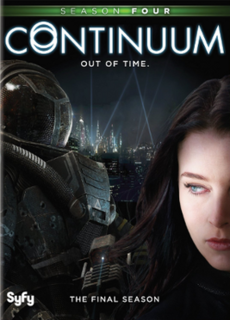 <i>Continuum</i> (season 4) season of television series