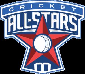 Cricket All-Stars - Image: Cricket All Stars Logo