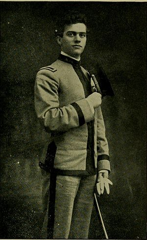 Curley Byrd - Byrd as a senior at Maryland in 1908