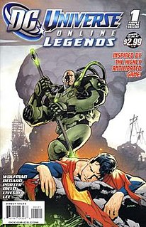 <i>DC Universe Online: Legends</i>