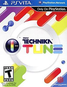 DJMax Portable Technika Tune cover.jpg
