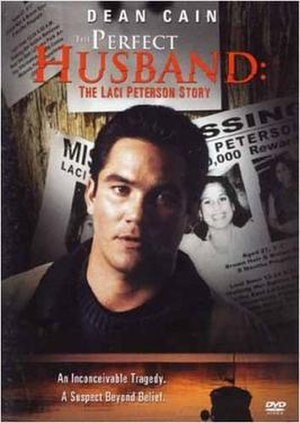 The Perfect Husband: The Laci Peterson Story - DVD cover