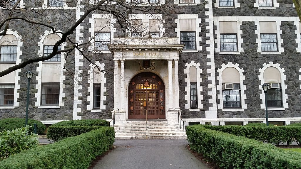 Foyer And Entryways University : File dealy hall entrance fordham university g wikipedia