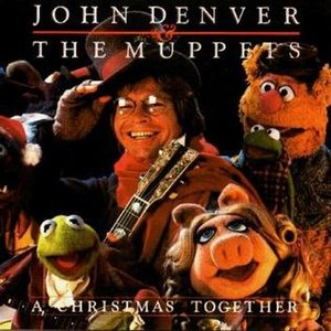 John Denver and the Muppets: A Christmas Together - Image: Denver and Muppets Xmas