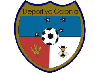 Deportivo Colonia - Deportivo Colonia Crest