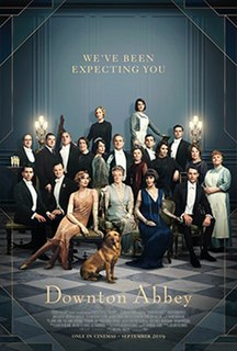 <i>Downton Abbey</i> (film) Historical drama film directed by Michael Engler